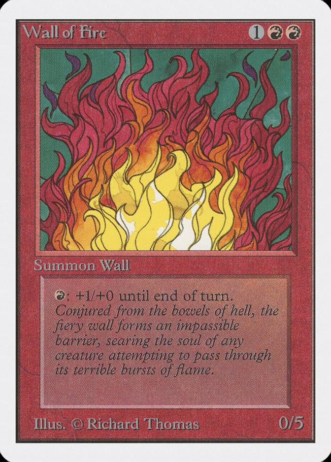 Wall of Fire [2ED]