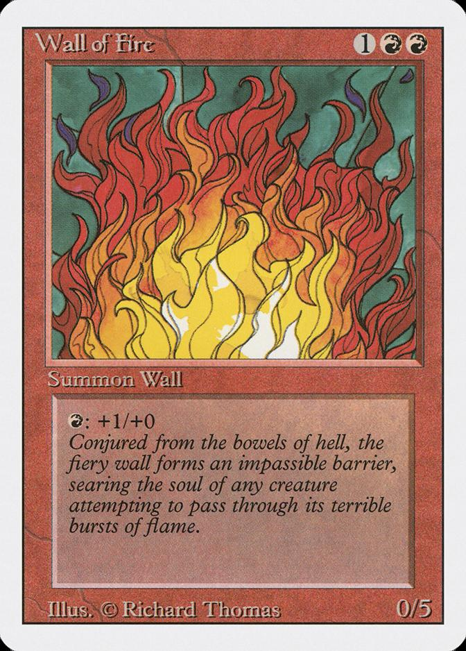Wall of Fire [3ED]