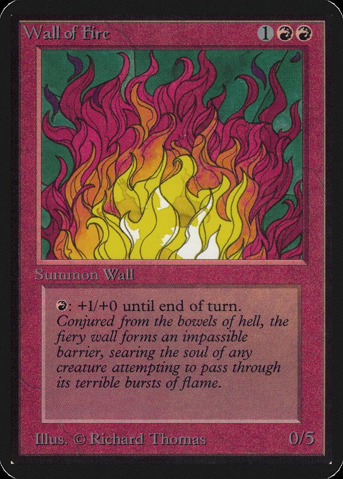 Wall of Fire [LEA]