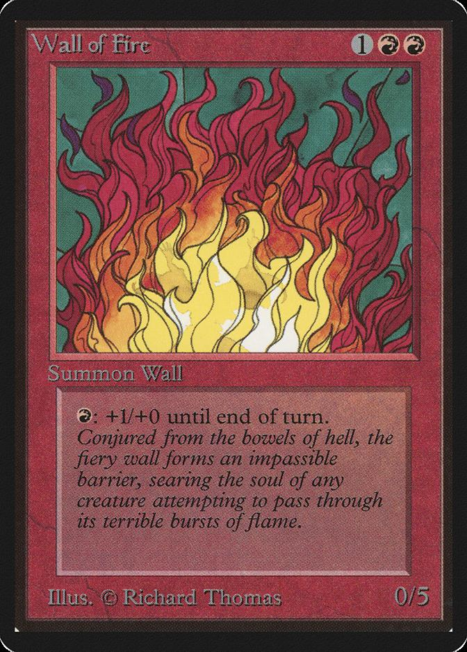 Wall of Fire [LEB]