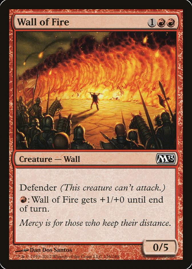 Wall of Fire [M13]