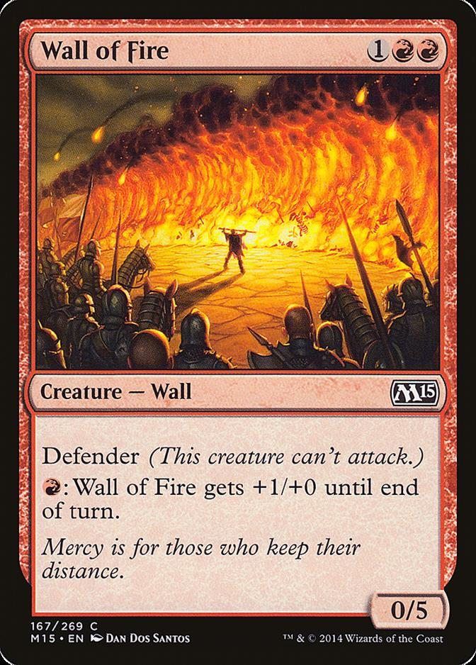 Wall of Fire [M15]