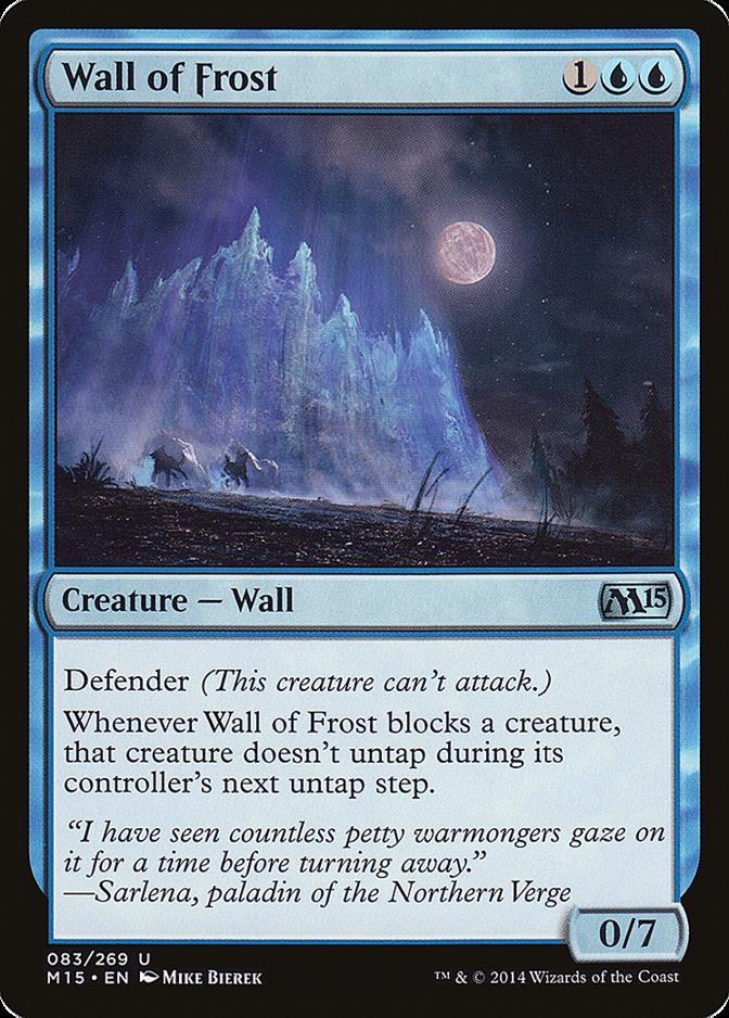 Wall of Frost [M15]