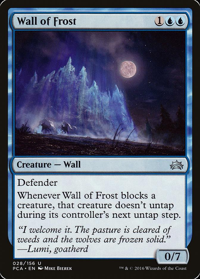 Wall of Frost [PCA]