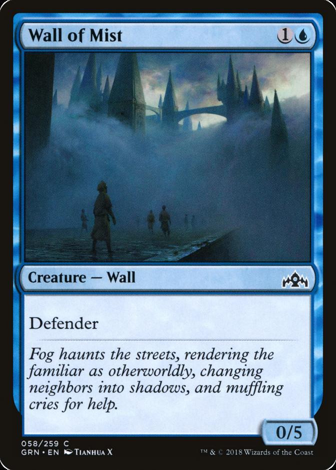 Wall of Mist [GRN]