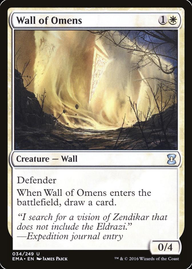 Wall of Omens [EMA]