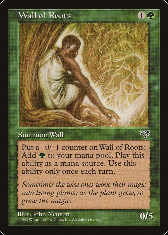 Wall of Roots [MI] (F)