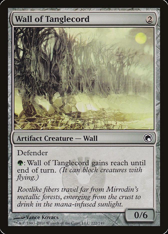 Wall of Tanglecord [SOM] (F)