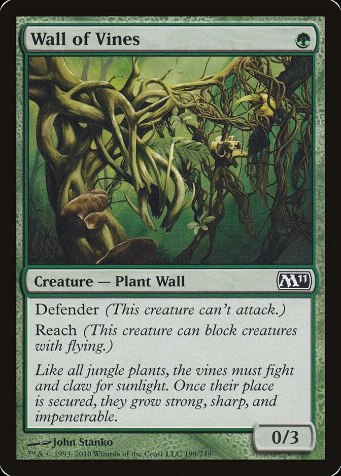 Wall of Vines [M11]