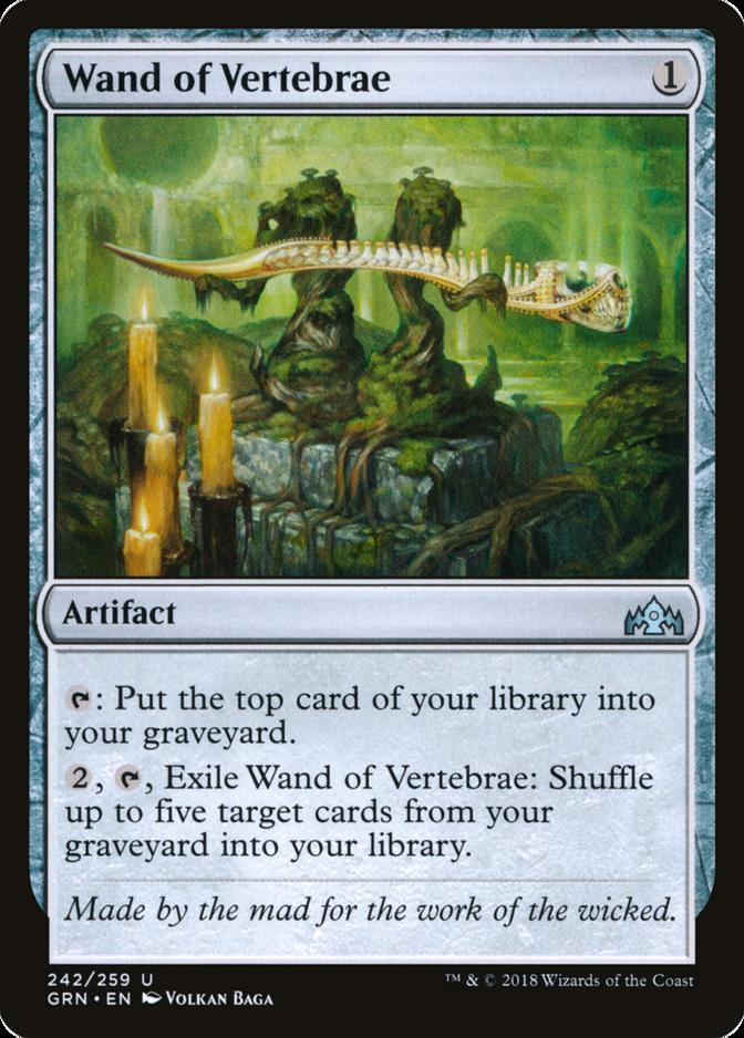 Wand of Vertebrae [GRN]