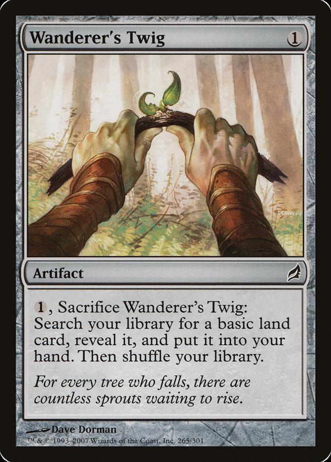 Wanderer's Twig [LRW]