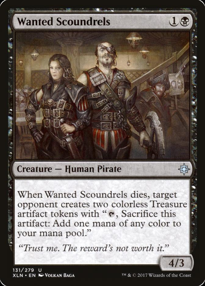 Wanted Scoundrels [XLN]
