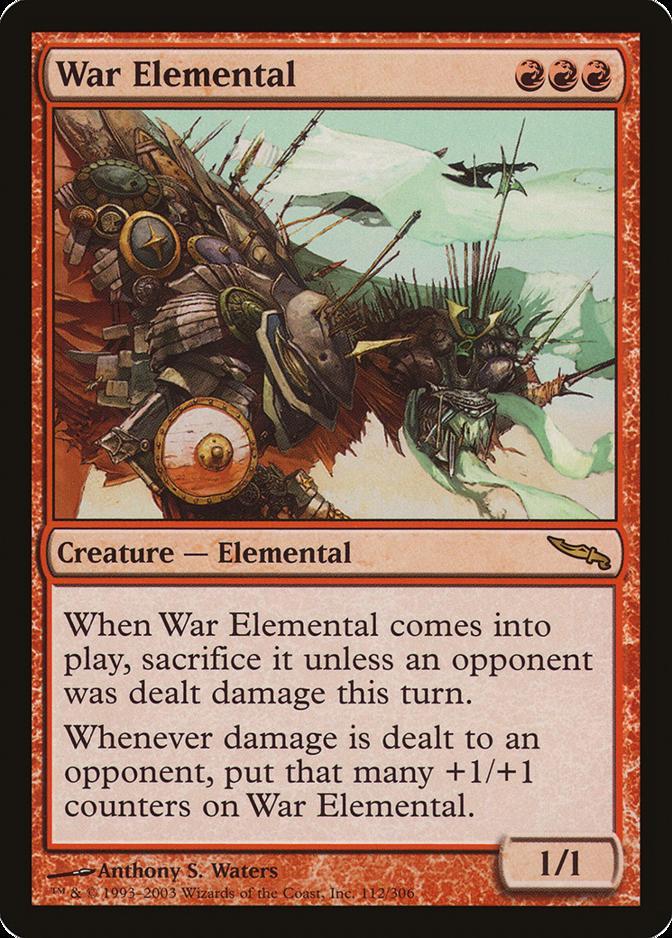 War Elemental [MRD]