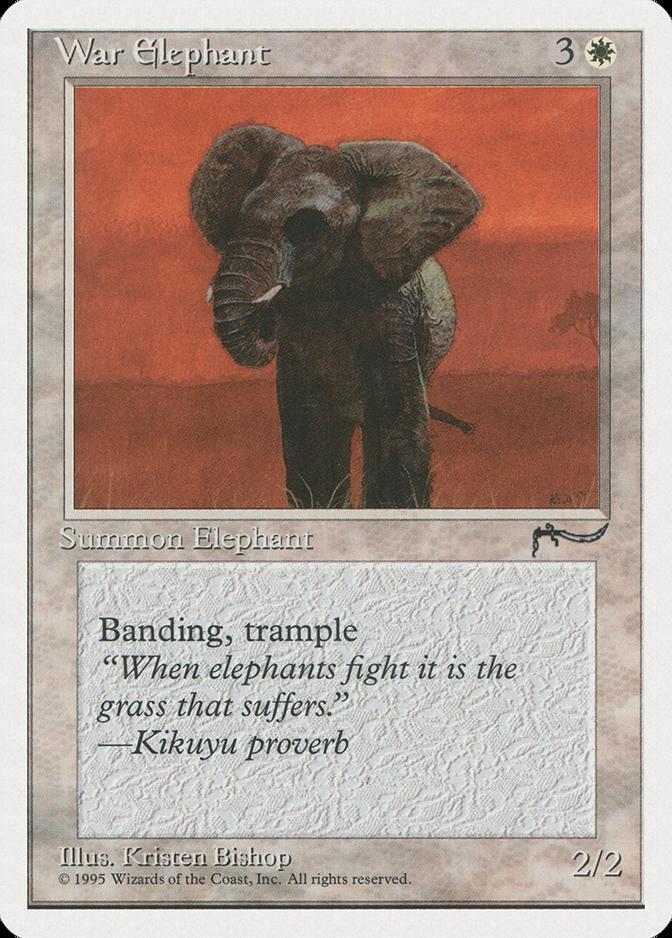 War Elephant [CHR]