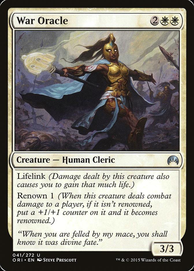 War Oracle [ORI]
