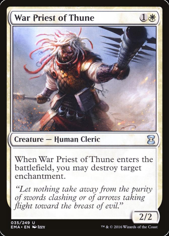 War Priest of Thune [EMA] (F)