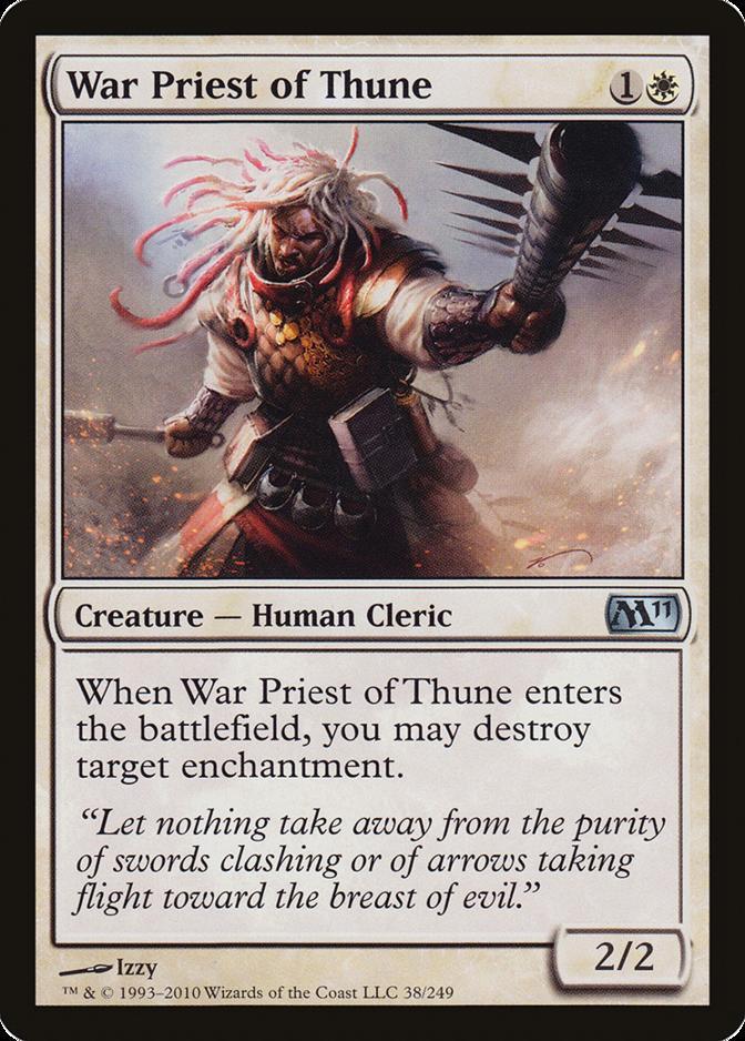 War Priest of Thune [M11] (F)