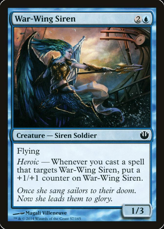 War-Wing Siren [JOU]