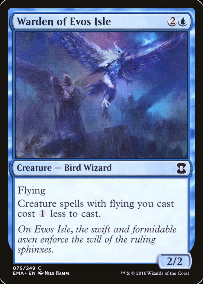 Warden of Evos Isle [EMA]