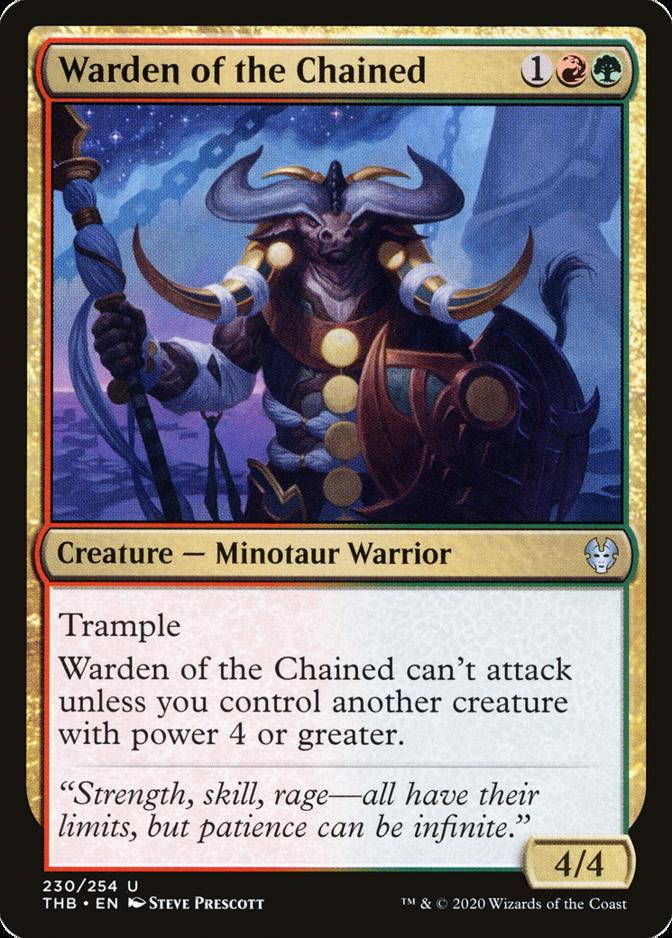 Warden of the Chained [THB]
