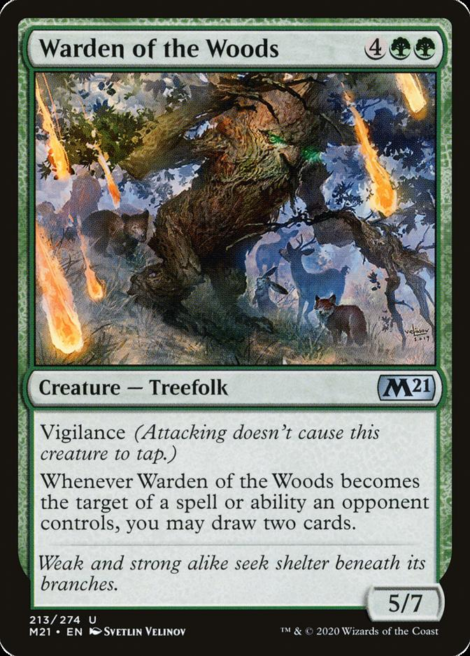 Warden of the Woods [M21]