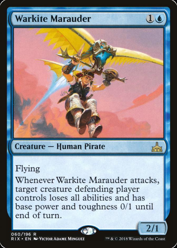 Warkite Marauder [RIX]