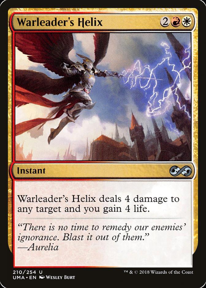 Warleader's Helix [UMA]