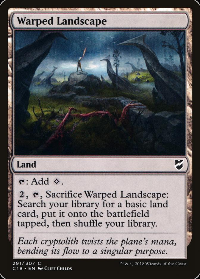Warped Landscape [C18]