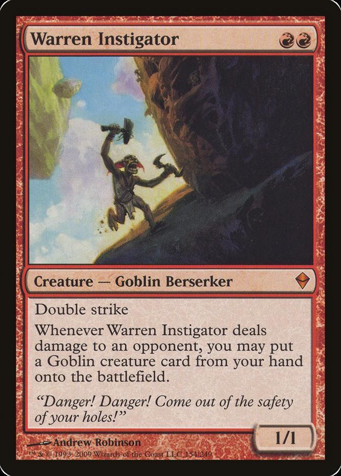 Warren Instigator [ZEN] (F)