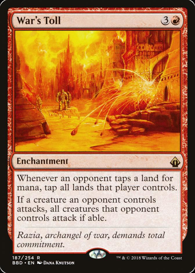 War's Toll [BBD]