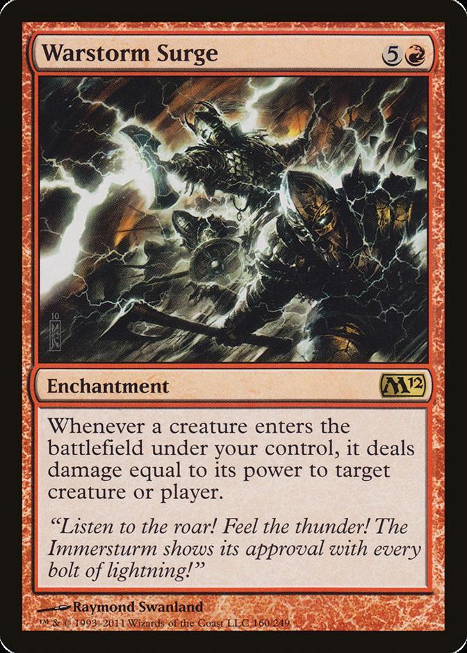 Warstorm Surge [M12]