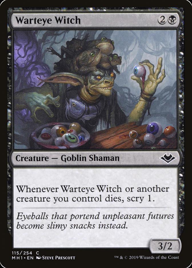 Warteye Witch [MH1]