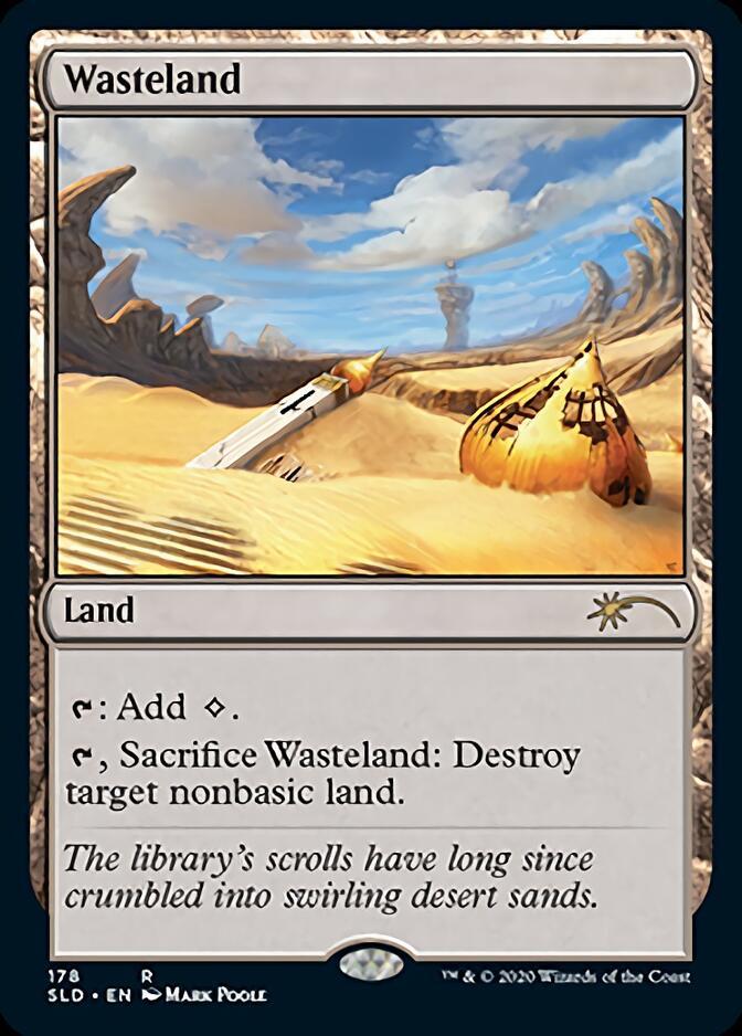 Wasteland [SLD]