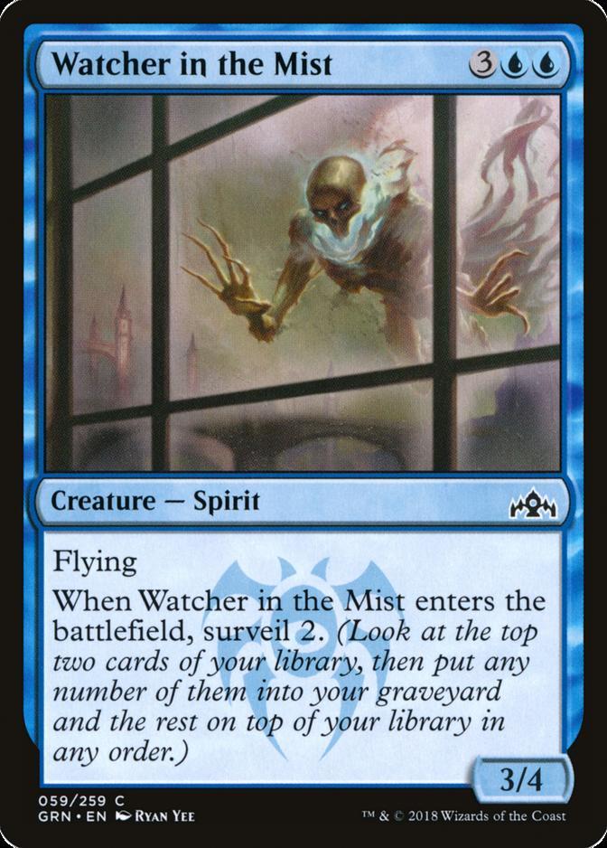 Watcher in the Mist [GRN]