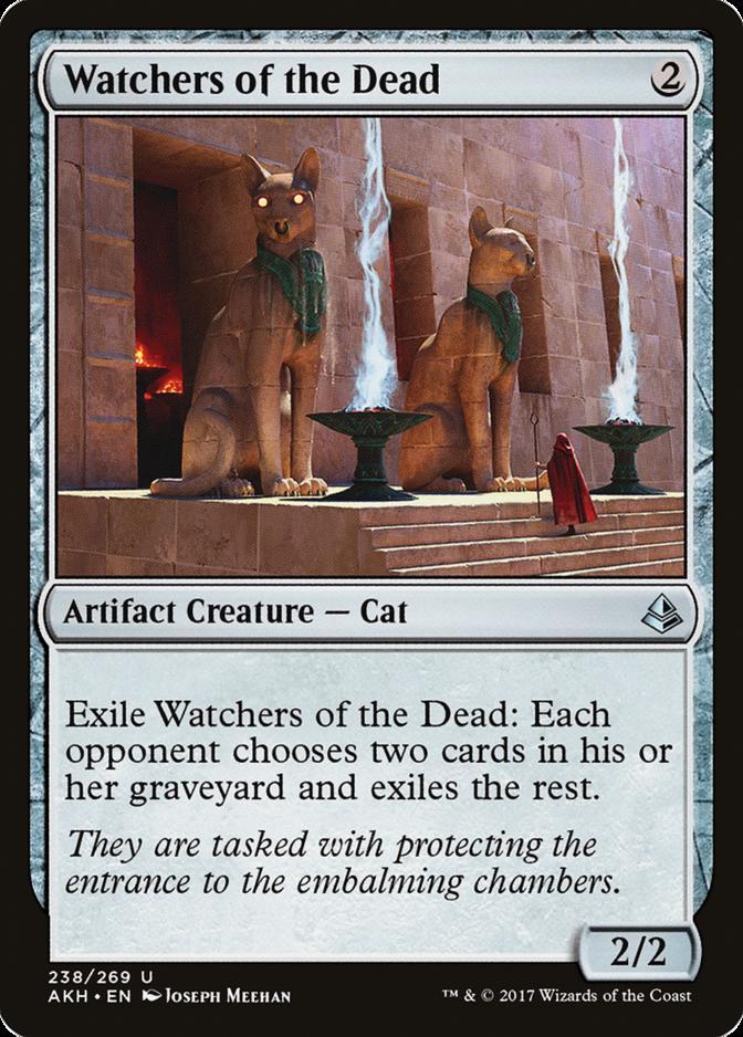 Watchers of the Dead [AKH]