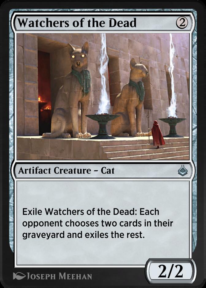 Watchers of the Dead [AKR]