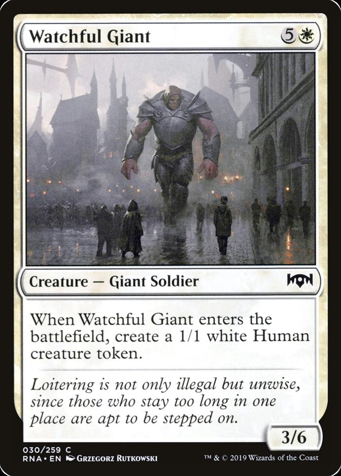 Watchful Giant [RNA]