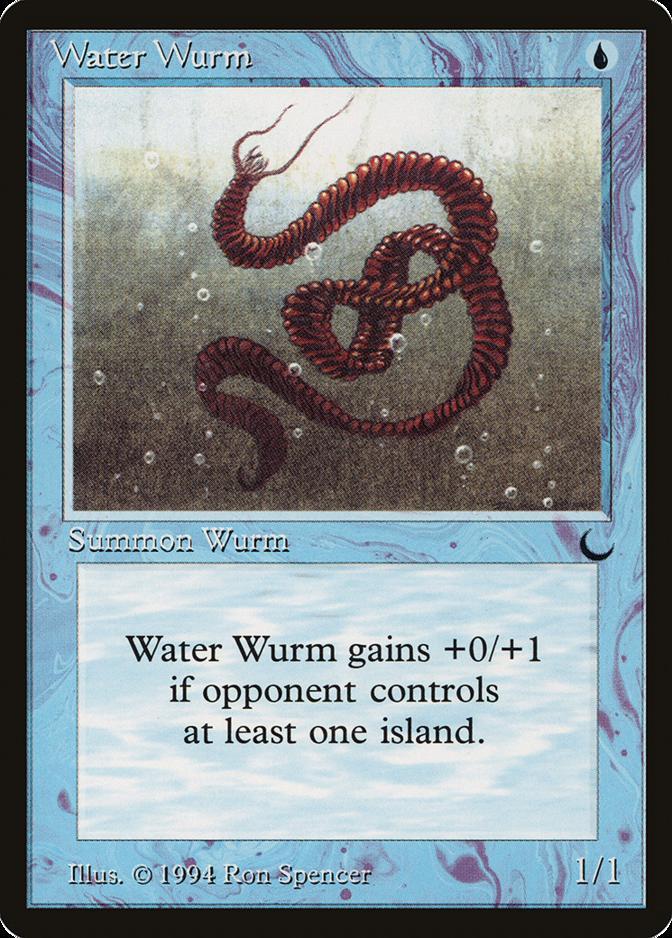 Water Wurm [DRK]
