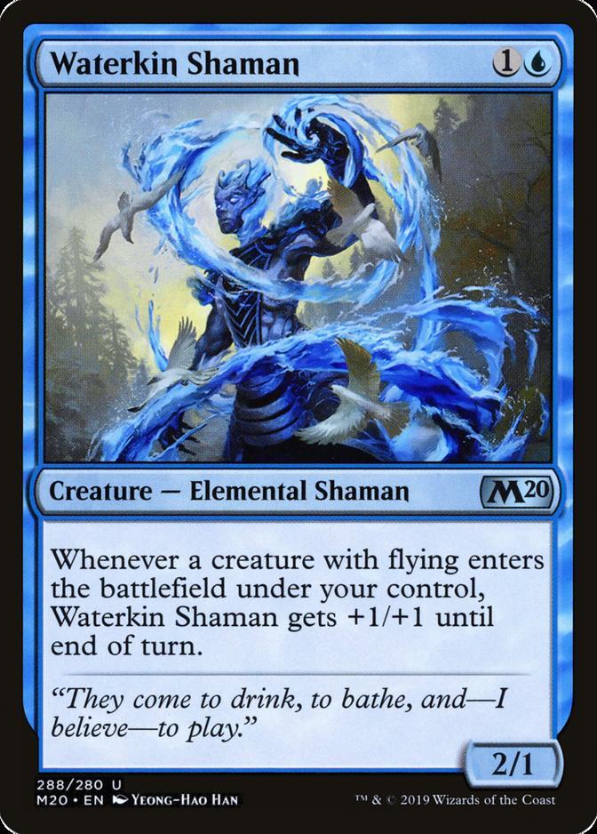Waterkin Shaman [M20]