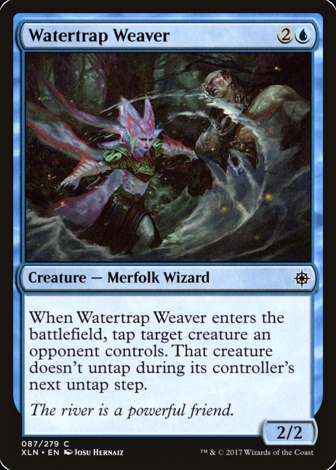 Watertrap Weaver [XLN]