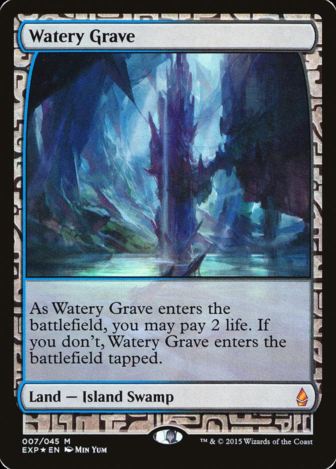 Watery Grave [EXP]