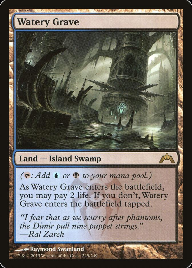 Watery Grave [GTC] (F)