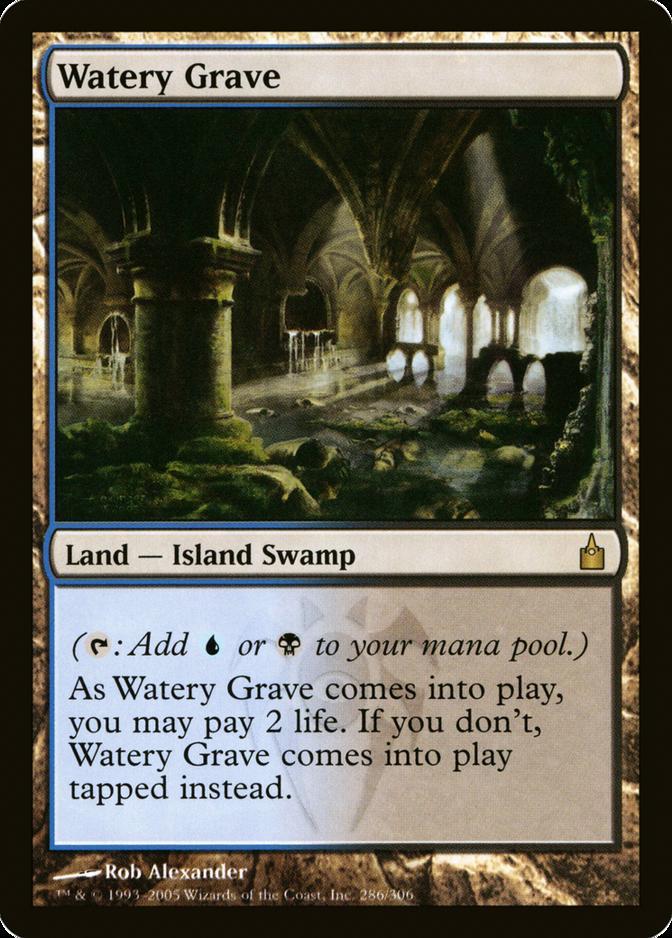 Watery Grave [RAV]