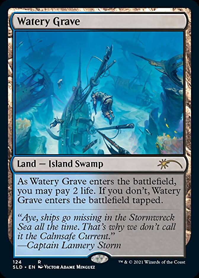 Watery Grave [SLD]