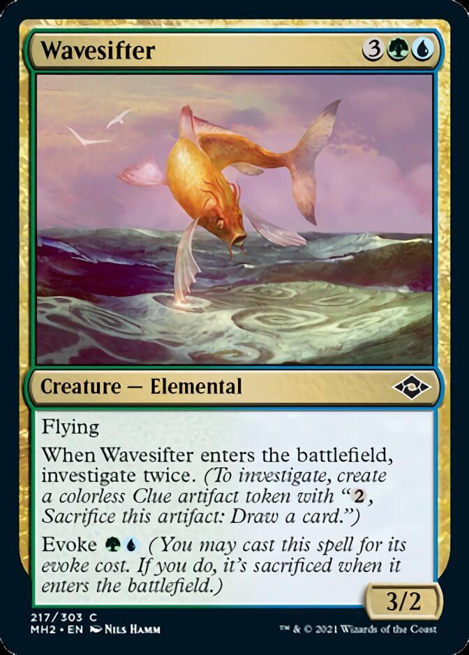 Wavesifter [MH2]