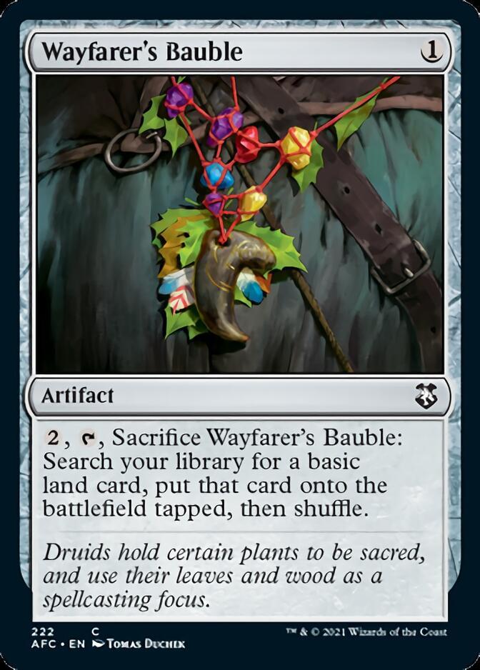 Wayfarer's Bauble [AFC]