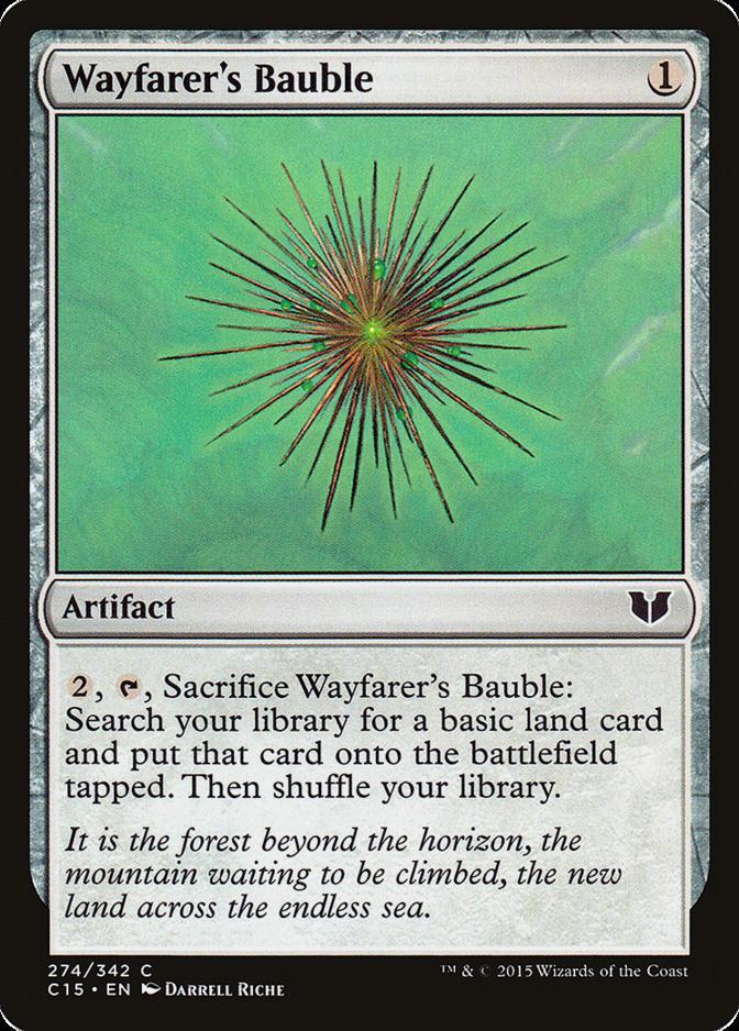 Wayfarer's Bauble [C15]