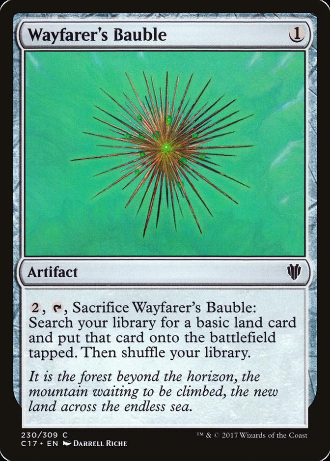 Wayfarer's Bauble [C17]