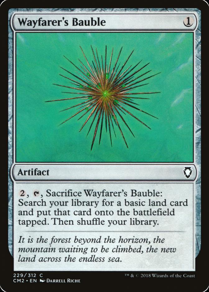 Wayfarer's Bauble [CM2]