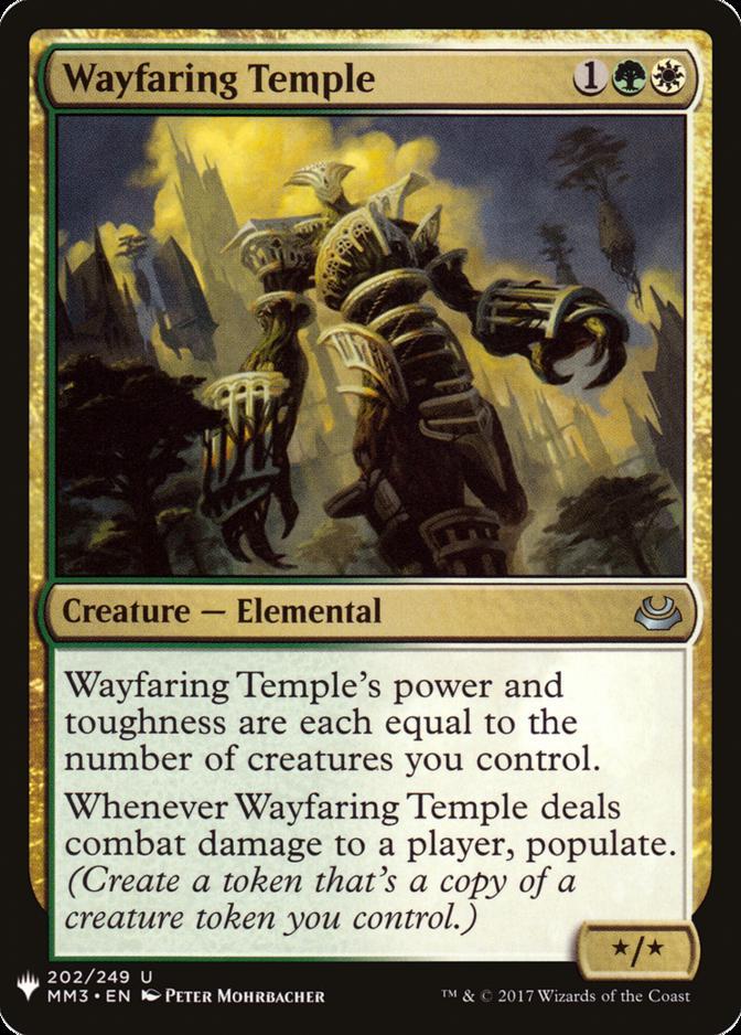 Wayfaring Temple [MB1]